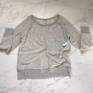 Super comfy light sweatshirt